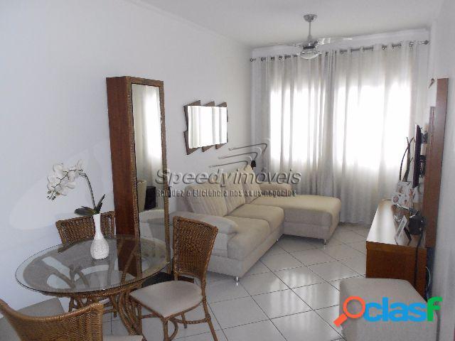 Apartamento em Santos, Vila Belmiro, 2 dormitórios.