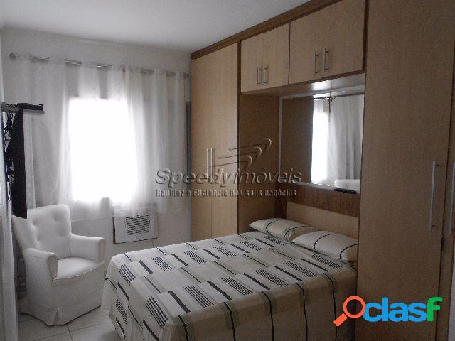 Apartamento em Santos, Vila Belmiro, 2 dormitórios. 2