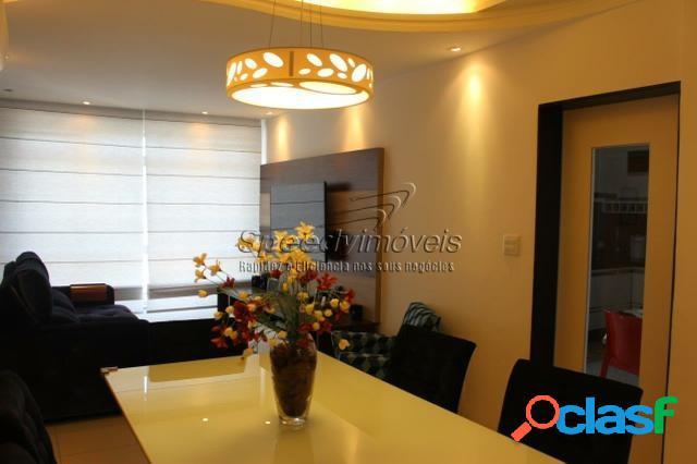 Apartamento para vender em Santos na Ponta da Praia. 1