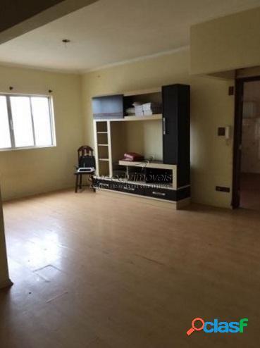 Apartamento em santos, campo grande, 2 dormitórios.