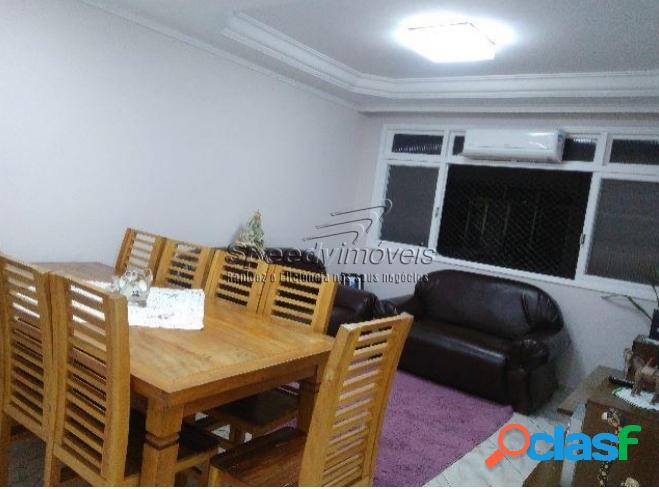 Apartamento em Santos, SP, Embaré - 2 dormitórios. 1
