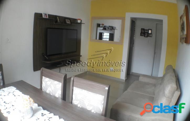 Apartamento em Santos, Vila Belmiro com 2 dormitórios.