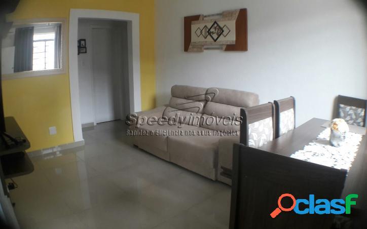 Apartamento em Santos, Vila Belmiro com 2 dormitórios. 1