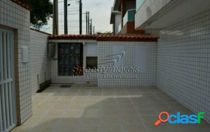 Casa para vender em Santos com 2 dormitórios no Estuário. 2
