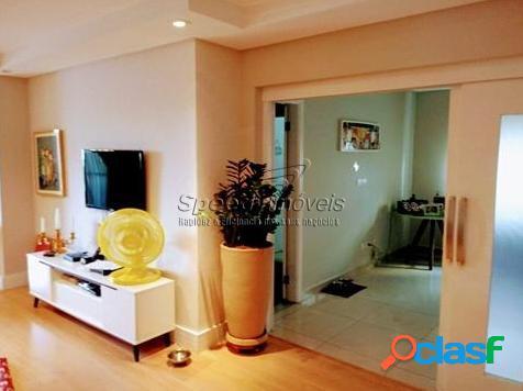 Apartamento á venda em Santos 4 dormitórios, 2 vagas. 1