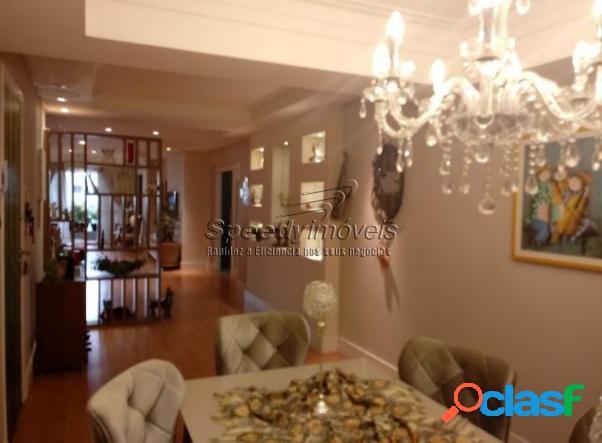 Apartamento á venda em Santos 4 dormitórios, 2 vagas. 2