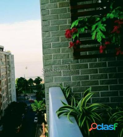 Apartamento á venda em Santos 4 dormitórios, 2 vagas. 3