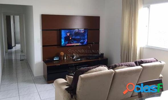 Apartamento em Santos, 2 dormitórios, 1 vaga na garagem.