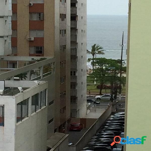 Kitnet á venda em Santos próximo á orla da praia, Embaré
