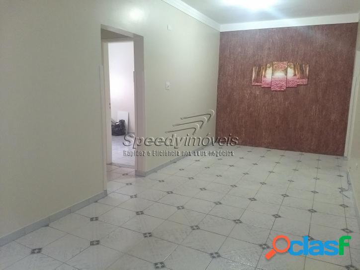 Apartamento á venda em Santos, 2 dormitórios, bairro Pompéia