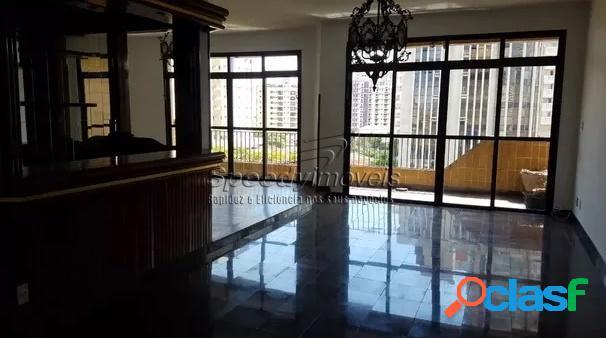 Apartamento em Santos, 3 dormitórios - Embaré.