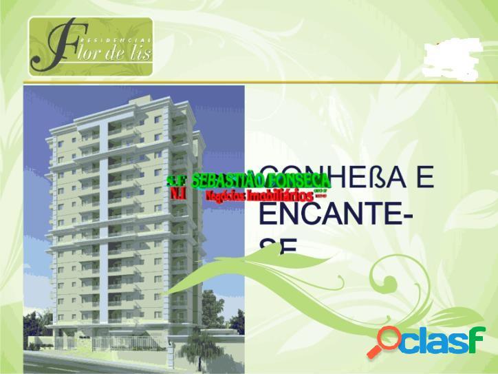 Apartamento novo 03 dormitórios-02 vagas