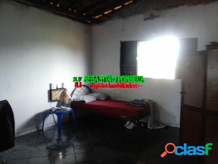 Casa com ponto comercial na avenida - santana zona norte