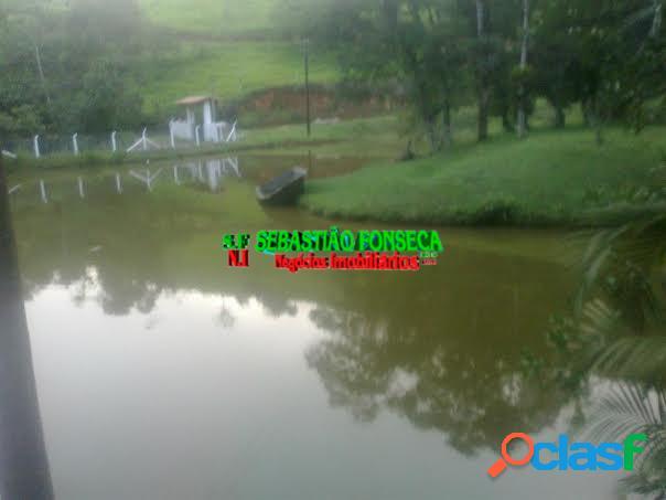Joia rara - sítio em monteiro lobato - com muita água - lago