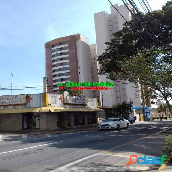 Imóvel comercial centro de jacareí esquina - banco, farmácia