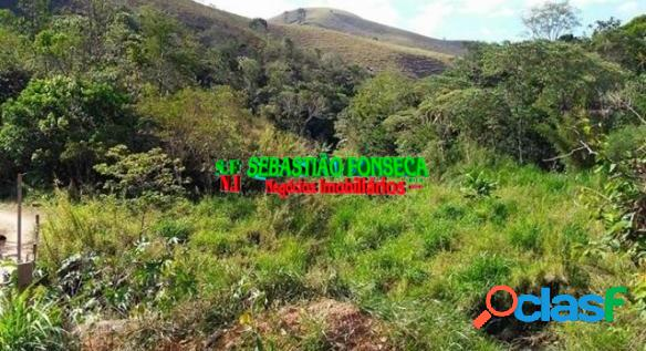 Sítio 7 hectares em monteiro lobato com riacho e nascente