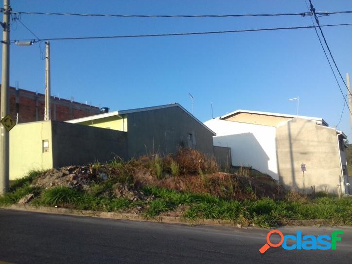 Terreno de esquina - avenida principal no jardim santa julia