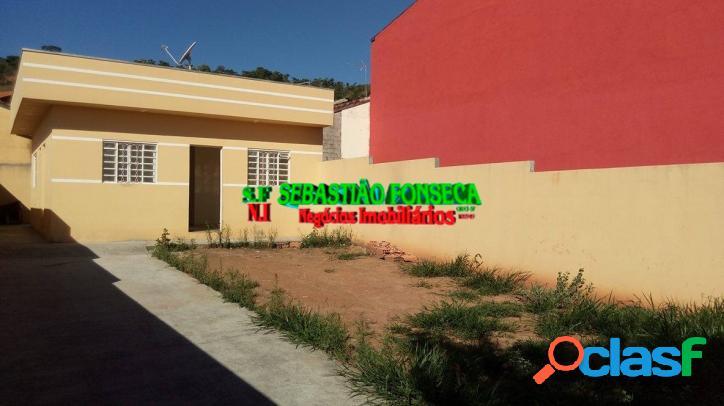 Casa nova em avenida - jardim santa júlia - financiamento
