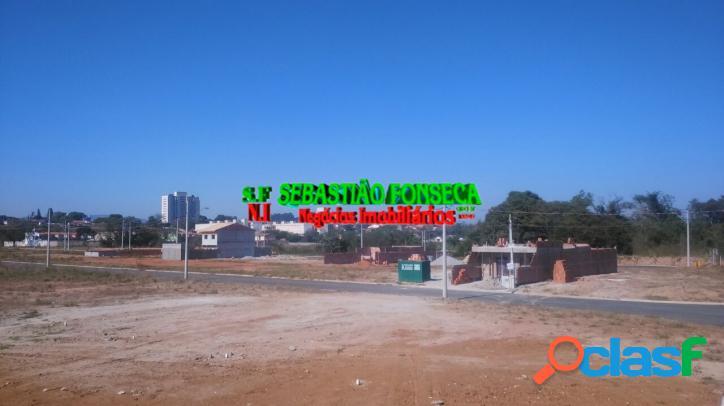 Terreno - Lote Parque do Museu em Caçapava - loteamento 1