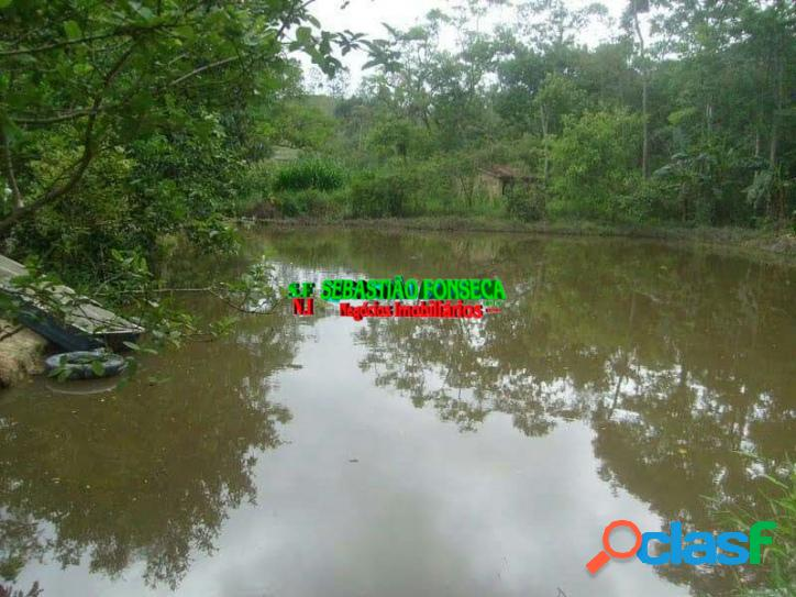 Fazenda, sítio com muita água, a venda em, paraibuna