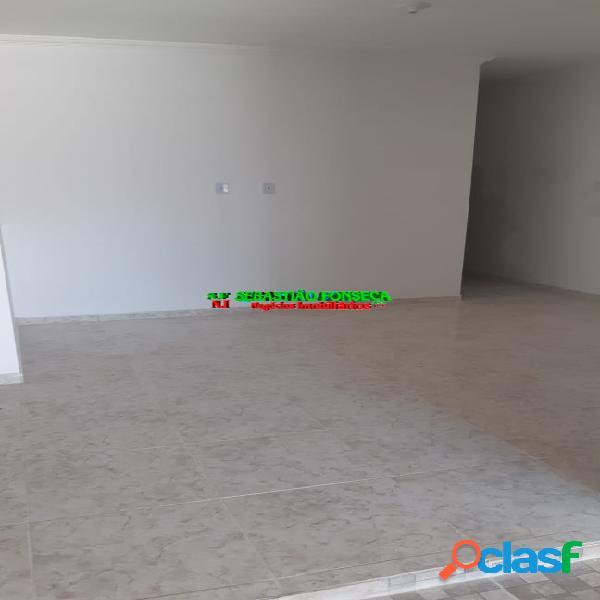 Casa nova, 2 dormitórios - Jardim Santa Júlia 1