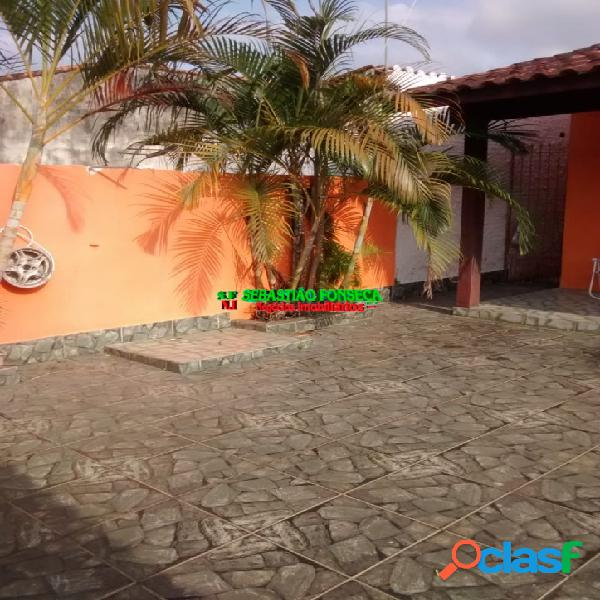 Casa na praia, 3 dormitórios em caraguatatuba