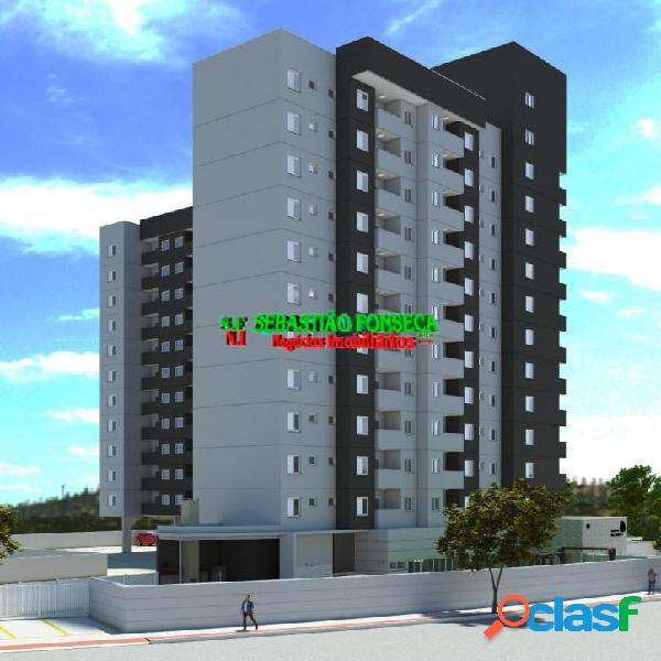 Lançamento de apartamento 2 dormitórios, suíte e sacada