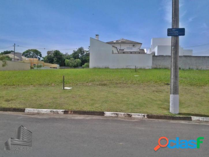 Terreno lote de 360m² em condomínio villa verona sorocaba