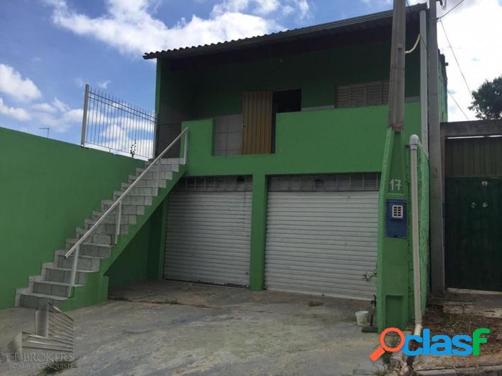 Casa com Salão Comercial em Morada das Flores Aparecidinha Sorocaba