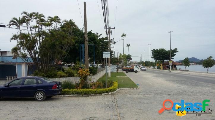 Área com 04 casas em ótima localização com área de 975 m².