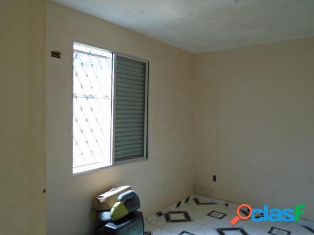 Apartamento 2 dormitórios- térreo- vazio- campo grande