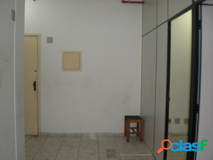 Sala comercial - vila mathias- garagem