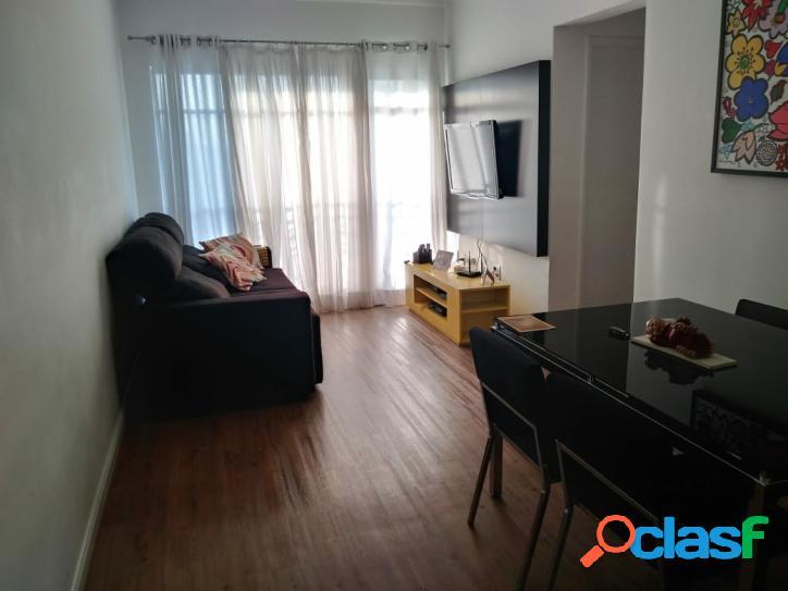 Apartamento 2 Dormitórios -Dependência -1 Vaga- Vila Belmiro