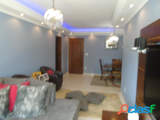 Apartamento 2 Dormitórios- Dependência- Campo Grande