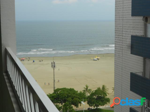 Apartamento 2 Dormitórios- Vista Mar- Garagem- José Menino