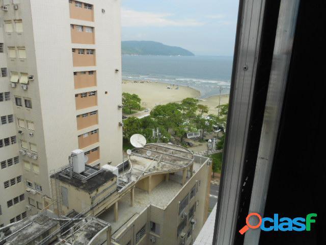 Apartamento 2 Dormitórios- Vista Mar- Garagem- José Menino 1