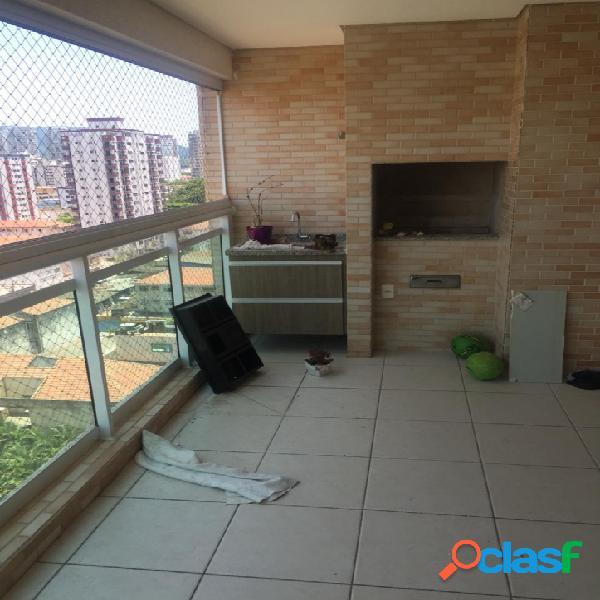 Apartamento 3 Dormitórios- Varanda Gourmet- Ponta da Praia