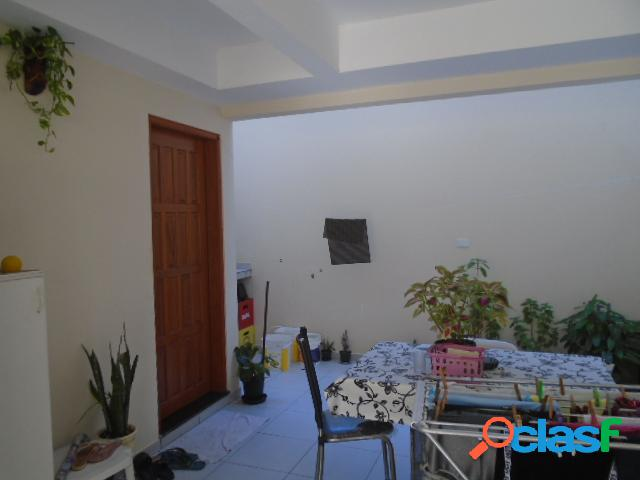Sobrado Duplex 2 Dormitórios - Garagem- Estuário