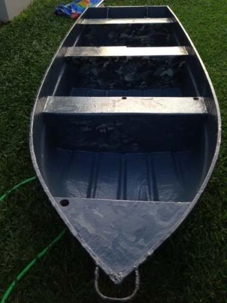Barco de fibra de vidro pesca 3,5 metros