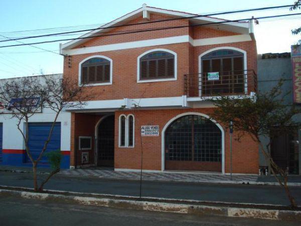 Casa 2 pisos comercial e residencial
