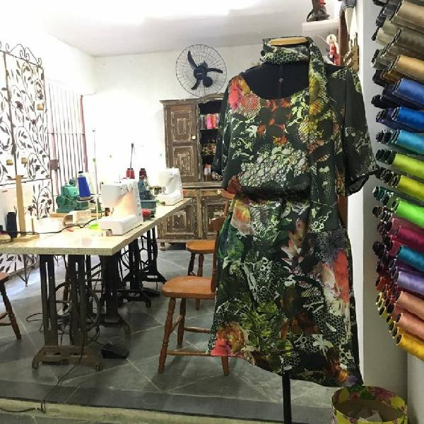 Curso / aulas de corte e costura - estúdio de pano