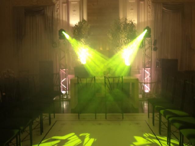 Equipe music dance - som iluminação para festa