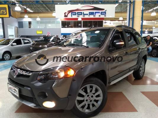 Fiat palio weekend adv. loc.ext.1.8 dual.flex 2014/2015