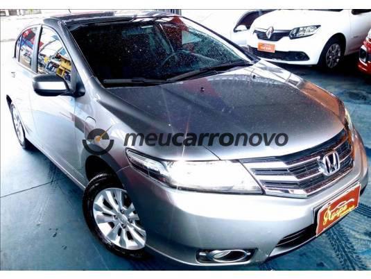 Honda city sedan lx 1.5 flex 16v 4p mec. 2012/2013