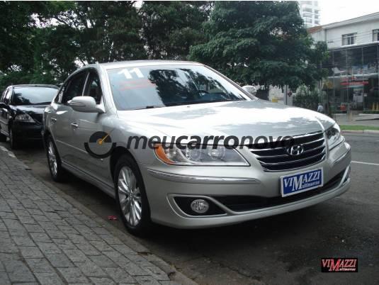 Hyundai azera gls 3.3 v6 24v 4p aut. 2010/2011