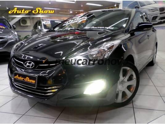 Hyundai elantra gls 1.8 16v aut. 2012/2013
