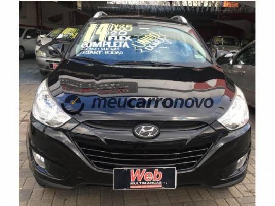 Hyundai ix35 2.0 16v 2wd flex aut. 2013/2014