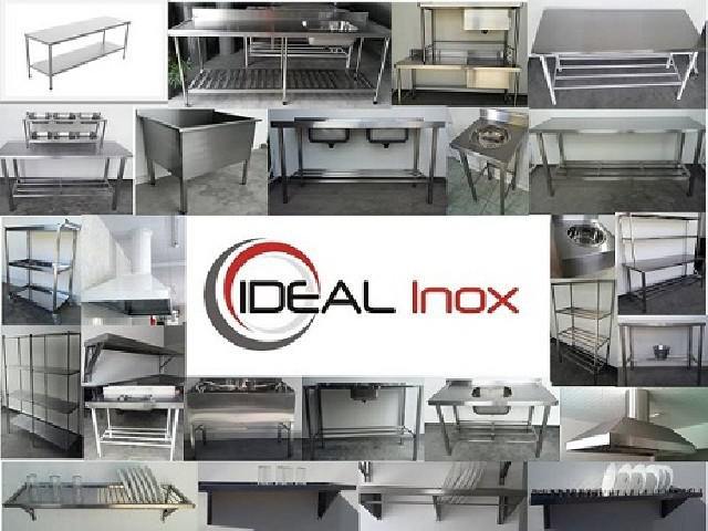 Moveis inox industriais - enviamos todo brasil
