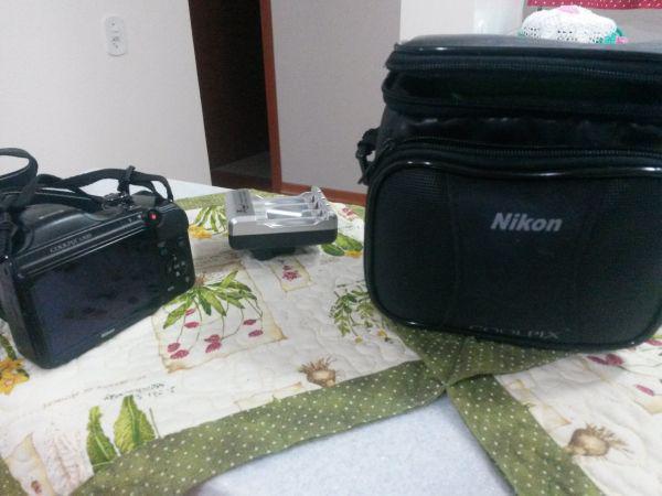 Nikon coolpix l820 full hd 16 mp