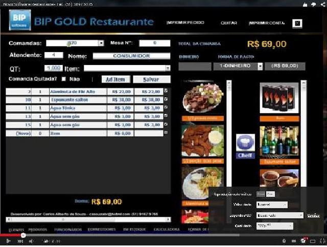 Software para restaurante pizzarias e similarres